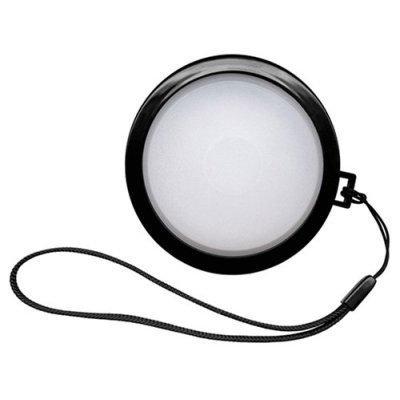 Polaroid White Balance Lens Cap For The Sony NEX-VG10, NEX-VG20 Handyman Camcorder With 18-200mm Lens
