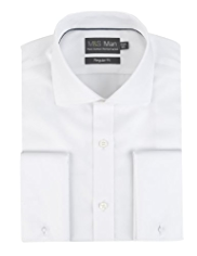 Luxury Pure Cotton Non-Iron Twill Shirt