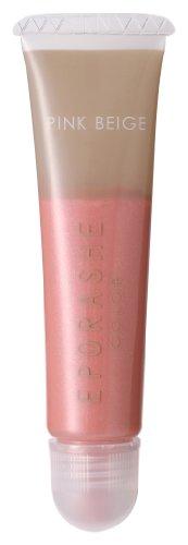 エポラーシェ カラー ピンクベージュ リップグロス 無添加 植物性オイル使用