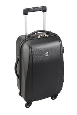 Skyflite Elan Cabin Sized 4-Wheel ABS Hard Trolley Suitcase