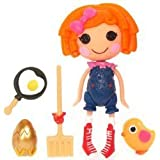 Lalaloopsy 3 Inch Mini Figure with Accessories Sunny Side Up