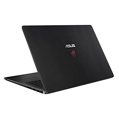 Asus ROG G501VW-FI034T 4K UHD 15.6-inch Gaming Laptop (Core i7-6700HQ/16GB RAM/512GB SSD/Windows 10/4GB Nvidia...