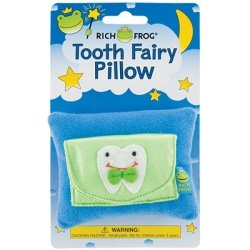 New Tooth Fairy Pillows - Boy Tooth