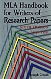 MLA Handbook for Writers of Research Papers (Sixth Edition Large Print)