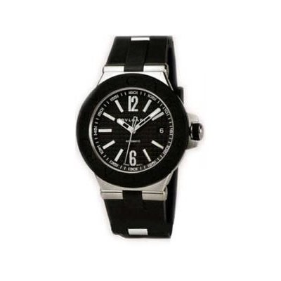 Bvlgari Diagono Automatic Steel Mens Watch DG40BSVD