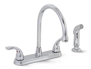 Premier 120447 Bayview Two Handle Kitchen Faucet E J2