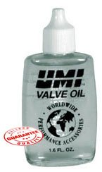 UMI CONN VALVE OIL 1.6 OZ 4103