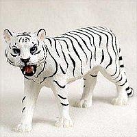 White Tiger Figurine