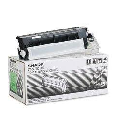 Sharp ZT-50TD1 Laser Toner Cartridge / Developer - Black, Works for SF-6000, Z 50, Z 52, Z 52II