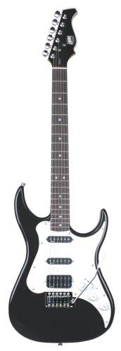 Axl Marquee Sro Electric Guitar, Black