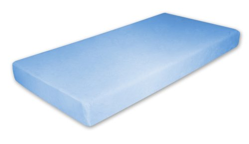 BLUE - 7 Inch Memory Foam Mattress for Kids - TWIN SIZE - FREE SHIPPING!!!
