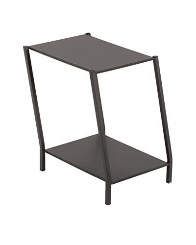 Control Brand Wiggle End Table, Black