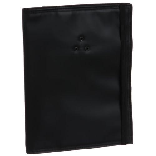 [ビージルシヨシダ] B印YOSHIDA PORTER×B印 YOSHIDA GRIPPER QUO VADIS COVER TRINOTE 34421266176 19 (BLACK/ONE SIZE)