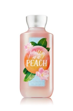PRETTY AS A PEACH Signature Collection Luxury Bubble Bath 10 fl oz / 295 mL Creamy Nectarine