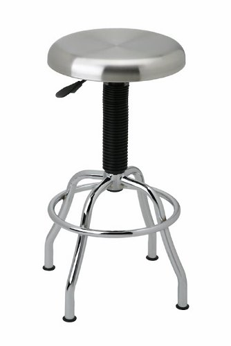 Images for Seville Classics Stainless Steel-top Work Stool