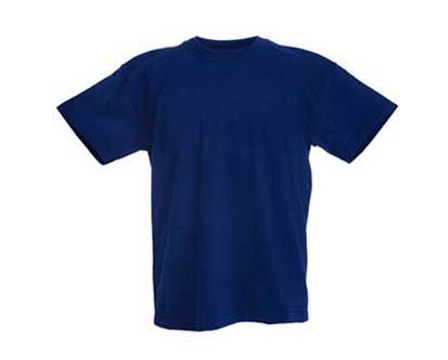 Kinder T-Shirt Valueweight; Blau,164 164,Blau