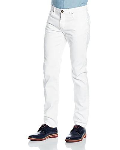 BIKKEMBERGS Pantalón Blanco