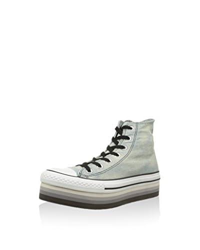 CONVERSE Sneaker Alta A/S Hi Platform Eva Denim