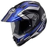アライ(ARAI) ヘルメットTOUR CROSS3 ADVENTURE 青 XS 54cm