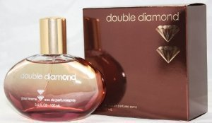 Double Diamond 3.4 Eau De Perfume Spr...