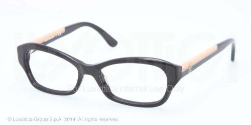 Tory Burch Tory Burch Eyeglasses TY 2037 501 Black Size 51mm