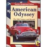 American Odyssey: Teachers Wraparound Edition (0078600189) by Nash, Gary B.