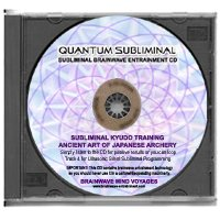 BMV Quantum Subliminal CD Kyudo Training: Ancient Art of Japanese Archery (Ultrasonic Martial Arts Series)