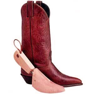 rochester s western boot shoe tree 8811