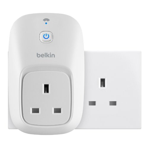Belkin WeMo Smart Home Remote Switch for Apple iPhone and Android Devices (App Controlled)