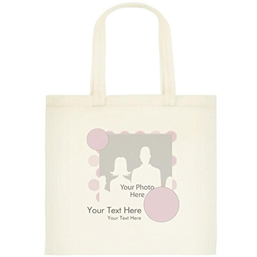 Vistaprint Purple Baby Announcement Small Tote Bags front-975697