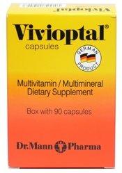Vivioptal Vitamins 90 Count