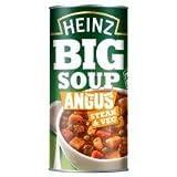 Heinz Big Soup Angus Steak And Vegetable 500G