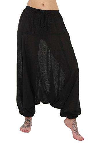 ThaiUK -  Pantaloni  - Uomo Dark Purple Large