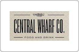 Central Wharf Co. Gift Card ($10)