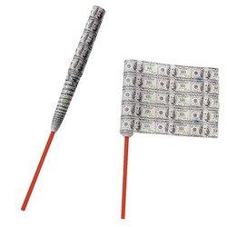 $100 BILL PAPER YOYOS (1 DOZEN) - BULK