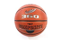 360 Athletics Composite Game Basketball, Size 7