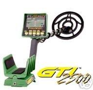 GTI 2500 Metallsuchgerät