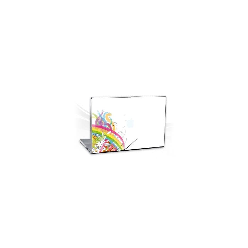 Design Skins for Apple MacBook Pro 15,4   Paper Flowers Notebook Laptop Vinyl Sticker
