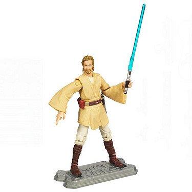 Star Wars: Saga Legends 2010 Obi-Wan Kenobi (SL12) Action Figure