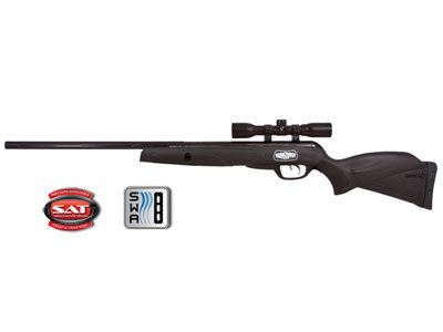 Gamo 61100659154 MRA Hunting Showstopper Air Rifle, Shawn Michaels and Keith Mark Edition