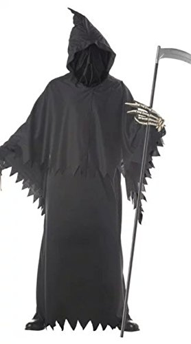 NonEcho Men's Scary Halloween Costume Classic Ghost Outfit
