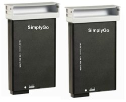 Respironics Simply Go Battery - 2 Pack
