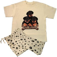 Buy Rottweiler Lounge Wear Set