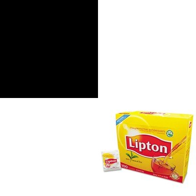 Kitlip291Qkr15528 - Value Kit - Quaker Oats Company Real Medleys Oatmeal (Qkr15528) And Lipton Tea Bags (Lip291)