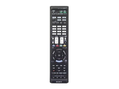 SONY 学習機能付きリモートコマンダー PLZ430D RM-PLZ430D