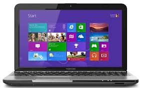 "Toshiba Satellite L855-S5112 Notebook Laptop / 3rd Gen Intel Core i3-3110M processor / 15.6"" LED HD Display / 4GB DDR3 / 640GB Hard Drive / Multiformat DVD±RW/CD-RW drive / Built-in HD webcam/ Windows 8 / Mercury Silver"
