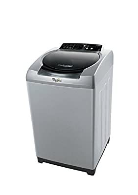 Whirlpool Stainwash Deep Clean  Fully-automatic Top-loading Washing Machine (7.2 kg, Platinum)