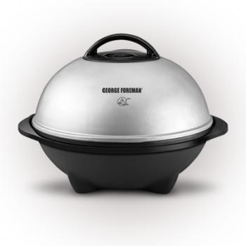 Amazon.com: George Foreman GGR50B Indoor/Outdoor Grill, Black
