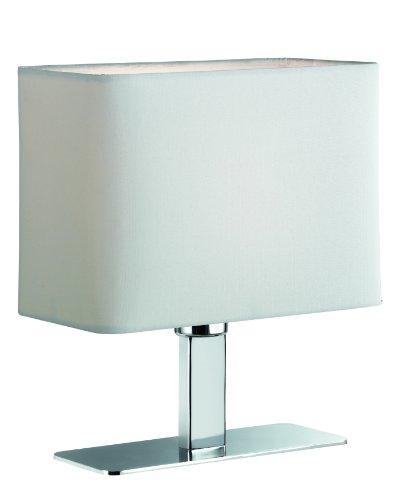 Reality-Leuchten-Tischlampe-Tischleuchte-1xE14-max-40W-ohne-Leuchtmittel-23-x-20-cm-mit-Schnurschalter-Schirm-wei-Fu-chrom-R50111001