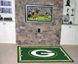 Green Bay Packers 5'x8' Rug 5X8 Floor Mat (Rug)